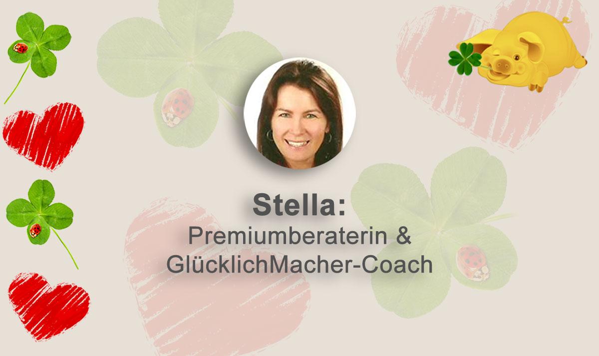 Stella Premiumberaterin & GlücklichMacher-Coach